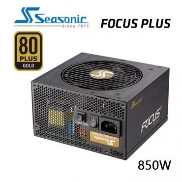 Seasonic 850W Focus Plus Gold Psu (Ssr-850Fx) Gx-850 (Oneseasonic) Psuseafocus850Fx1