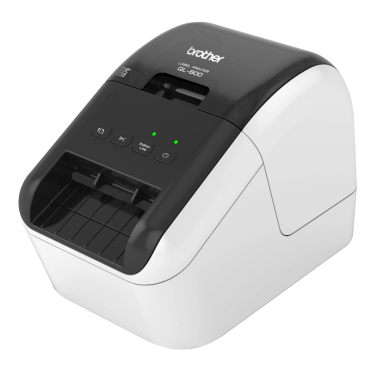 Brother High Speed Professional Pc/ Mac Label Printer/ Up To 62mm With Black/ Red Printing 8v7208j6350