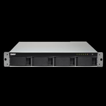 Qnap 4-Bay Nas Intel Celeron Apollo Lake J3455 Quad-Core 1.5Ghz (Ts-453Bu-2G)