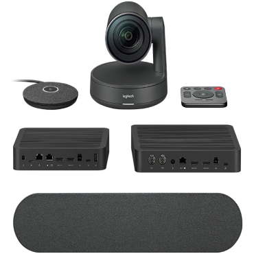 Logitech Rally Plus Ultra-Hd Conferencecam 960-001274