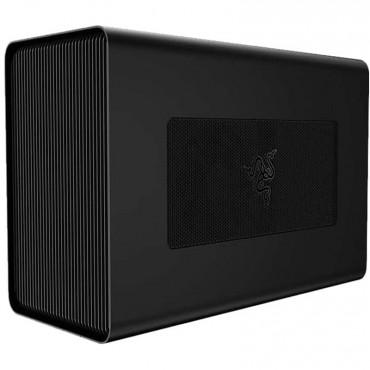 Razer Core X Thunderbolt 3 External GPU Enclosure, GPU Max Power 500Watts, PC/ Mac RC21-01310100-R3B1