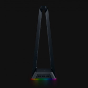 Razer Base Station Chroma - Chroma Enabled Headset Stand With Usb Hub - Frml Packaging Rc21-01190100-R3M1