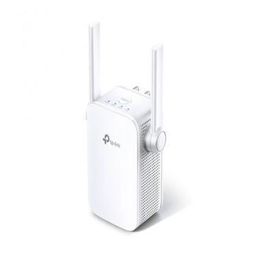 TP-LINK Wi-Fi Range Extender: AC1200 Dual Band 1x LAN 2x external Antenna RE305