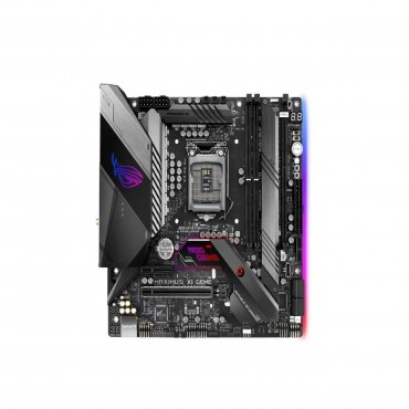 Asus Intel Z390 Matx Gaming Motherboard With 802.11Ac Wi-Fi, Double-Capacity Dimm Support, Rog