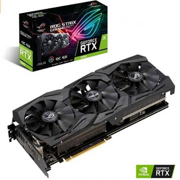 Asus Rog Strix Geforce Gtx 1060 Outshines The Competition With Aura Rgb Lighting 90Yv0Ci0-M0Na00