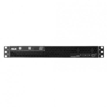 ASUS 1U RACKMOUNT SERVER/LGA1151/4*ECC AND NON-ECC UDIMM(MAX.64GB)/2*EXPANSION/2* 3.5 BAY/M.2/250W