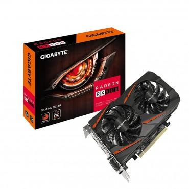 GIGABYTE RADEON RX560 GAMING OC PCIe x16 4GB GDDR5 DVI HDMI DP 3YR GV-RX560GAMING-OC-4GD