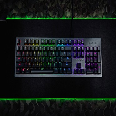 Razer Huntsman - Opto-mechanical Gaming Keyboard - Us Layout - Frml Packaging Rz03-02520100-r3m1