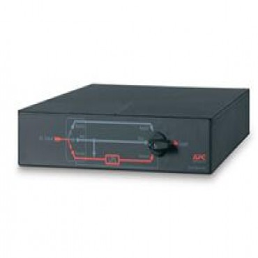 Apc (sbp3000) Service Bypass Panel 100-240v 30am Bbm Wall Mount Hardware In/ Output Sbp3000