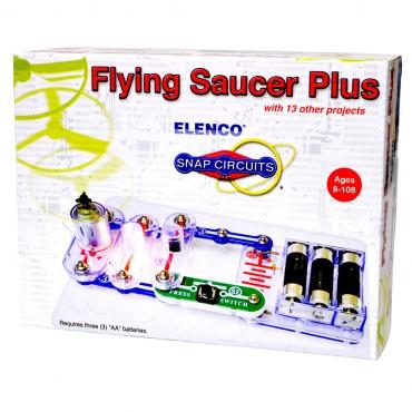 Snap Circuits Mini Kit Flying Saucer Scp-09