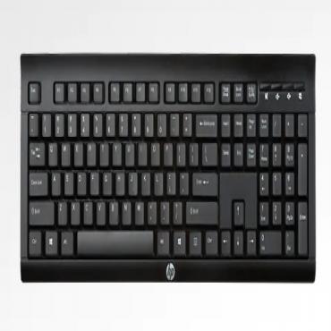 Hp Wireless Keyboard K2500 With Numpad - 10 Pack E5E77Aa-Kit10