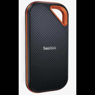 Sandisk Extreme Pro Portable Ssd 500Gb (Sdssde80-500G-G25)