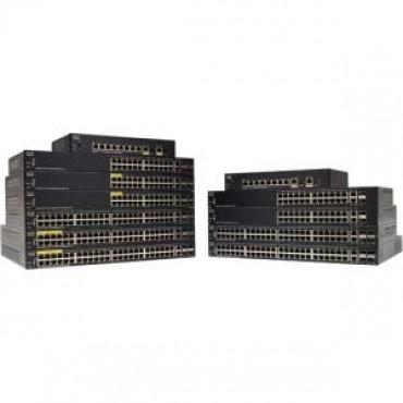 Cisco (Sg350-10Mp-K9-Au) Cisco Sg350-10Mp 10-Port Gigabit Poe Managed Switch Sg350-10Mp-K9-Au