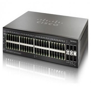 Cisco (sg350x-48-k9-au) Sg350x-48 48-port Gigabit Stackable Switch Sg350x-48-k9-au