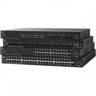 CISCO (SG550X-24P-K9-AU) CISCO SG550X-24P 24-PORT GIGABIT POE STACKABLE SWITCH SG550X-24P-K9-AU