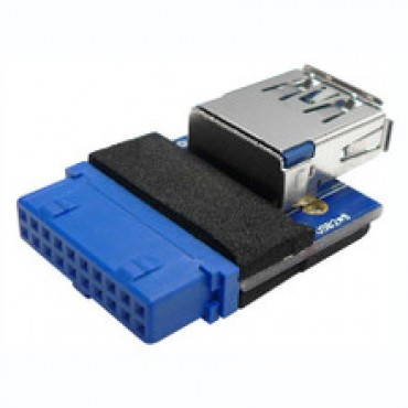 Sharkoon: This Internal Usb3.0 Adapter Allows Connecting One Usb3.0 Connectors (type A, Male) To