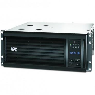 Apc Smart Ups (Smt) 1000Va 230V Lcd Rm 2U With Smart Connect - 3Yr Wty Smt1000Rmi2Uc