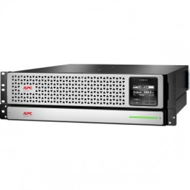Apc (srtl1500rmxli-nc) Smart-ups Srt Li-ion 1500va Rm 230v Network Card Srtl1500rmxli-nc