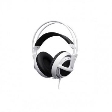 Steelseries White Siberia V2 3.5mm Headset Ss-51100