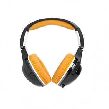 Steelseries Black & Orange 7h Fnatic Edition 3.5mm Headset Ss-61053