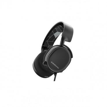 SteelSeries Black Arctis 3 Multi Platform 7.1 3.5mm Headset SS-61433