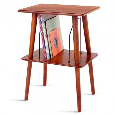 Crosley Manchester Entertainment Center Stand St66-Ma