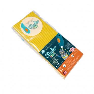 3Doodler Start Eco-Plastic-Lemon Zest 3Ds-Eco04-Yellow-24