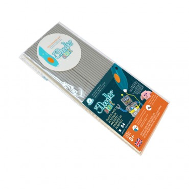 3Doodler Start Eco-Plastic-Koala Grey 3Ds-Eco08-Grey-24