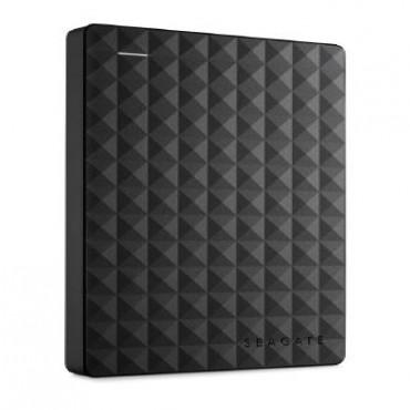 "Seagate Expansion Portable 2.5"" 1tb External Usb3.0 Hard Drive (black) 1yr Stea1000400"