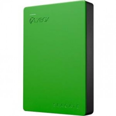 Seagate 4tb Game Drive For Xbox Portable Hdd Green 2.5in Usb 3.0 Stea4000402