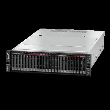 Lenovo Thinksystem Sr650 2U Rack Server 1X Intel Xeon Silver (7X06A0EZAU)