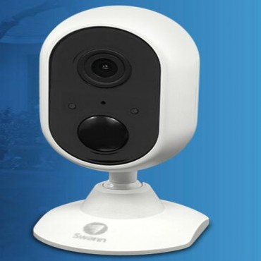 Swann 1080P Indoor Wifi Camera - White Swwhd-Indcam