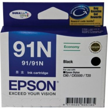Epson T107192 Epson Stylus C90/ CX5500 Low Cost Black Ink Cartridge