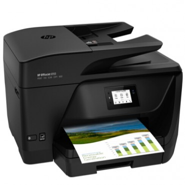 HP OFFICEJET 6950 AIO PRINTER A4 16PPM BLK 9PPM CLR WIFI DUPLEX 1YR T3P03A