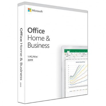 Microsoft Office 2019 Home And Business Win English Apac Dm 1 License Medialess-contains Product