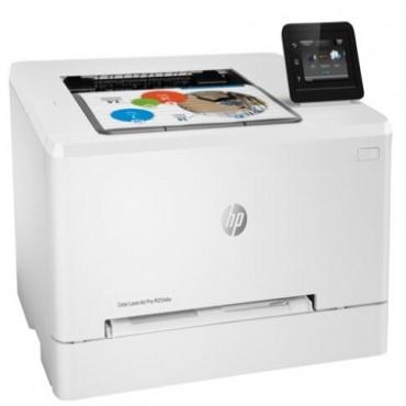 HP LASERJET PRO M254DW COLOUR PRINTER SFP 21PPM BLK 21PPM CLR DUPLEX WIRELESS 1YR T6B60A