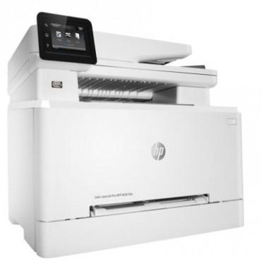 Hp Color Laserjet Pro Mfp M281fdn (t6b81a) Print Copy Scan Fax Up To 21 Ppm 800 Mhz Duplex 256 Mb