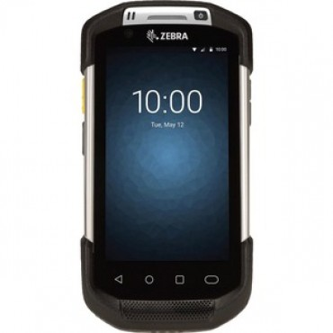 Zebra Tc70X Android, 2Gb Ram/16Gb Flash, Se4750 Sr, F Cam, R Cam, Micro Sd, Aosp, Row Tc700K-02B22B0-A6