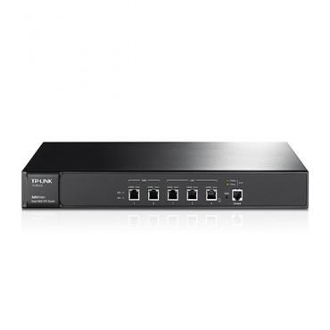 TP-LINK TL-ER6120 VPN ROUTER ; FIREWALLCABLE/ DSL 10/ 100/ 1000 (2 LAN &2 WAN) 100 X VPN 3YR TL-ER6120