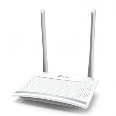 Tp-link Portable Wireless N Router 300mbps Eth(2) Tl-wr820n