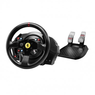 Thrustmaster T300 Ferrari Gte Racing Wheel For Pc, Ps3 & Ps4 Tm-4160610