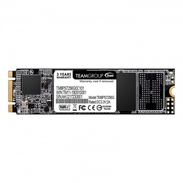 Team Ms30 M.2 Sata Ssd 256Gb Tm8Ps7256G0C101