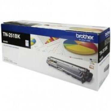Brother Black Toner : For HL-3150CDN/ 3170CDW/ MFC-9140CDN/ 9330CDW/ 9340CDW (2, 500 Pages) TN-251BK