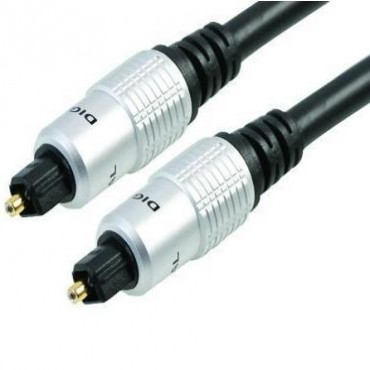 Generic Hight Quality Toslink Digital Audio Optical Cable 2m Cb Tos 02