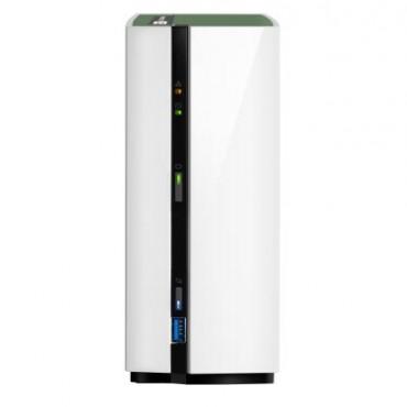 QNAP TS-128A 1 BAY NAS (NO DISK) 1GB ARM-1.4GHz USB GbE(1) 2YR TS-128A