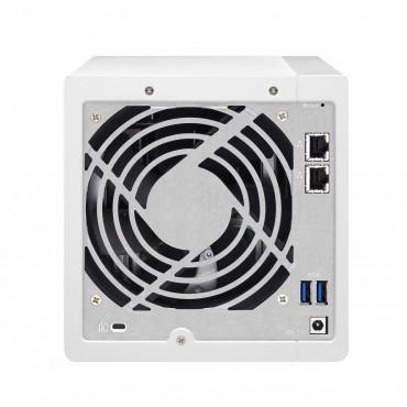 QNAP TS-431P2-4G NAS 4BAY (NO DISK) 4GB AL-314 QUAD CORE USB 3.0(3) GbE(2) TWR 2YR TS-431P2-4G