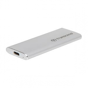 Transcend M.2 2280/2260, Usb3.1 Ssd Enclosure Kit, Silver Ts-Cm80S