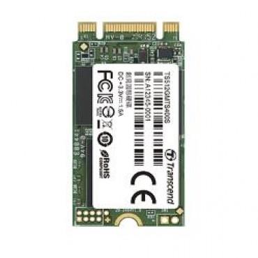 TRANSCEND SATA III 6GB/S MTS400 M.2 SSD TS256GMTS400S