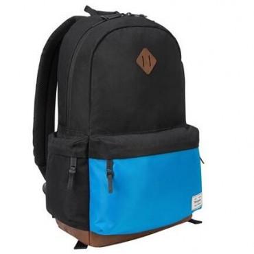 "Targus Tsb936Gl 15.6"" Strata Backpack 22L - Black/ Blue Tsb936Gl"