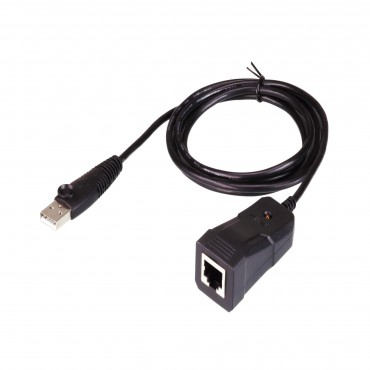 Aten Usb To Rj-45 Serial (Rs232) Converter Uc232B-At